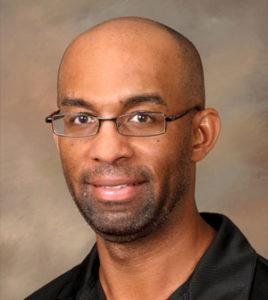 Engineering Professor Dr. Andre Butler