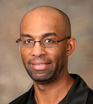 Engineering Professor Dr. Andre Butler