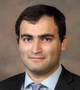 Engineering Professor Dr. Arash Afshar