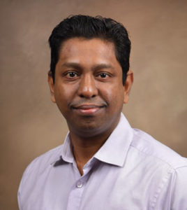 Engineering Professor Dr. Chandan Roy