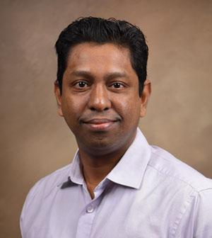 Engineering Professor Dr. Chandan Roy