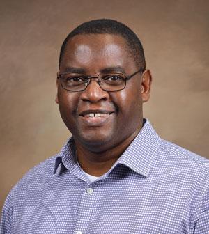 Engineering Professor Dr. Donald Ekong