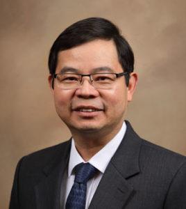 Distinguished University Professor Dr. Ha Van Vo