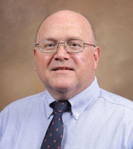 Engineering Professor Dr. Hodge Jenkins