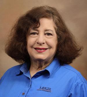 Engineering Professor Dr. Joan Burtner