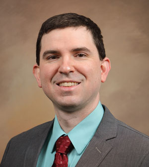 Engineering Professor Dr. Ken Marek