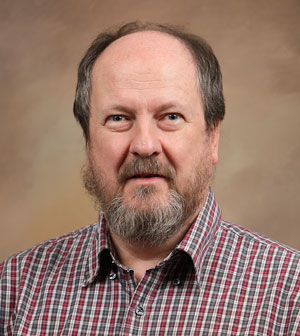 Engineering Professor Dr. Kevin Barnett