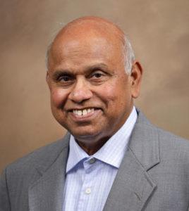 Engineering Professor Dr. Ramachandran Radharamanan