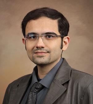 Engineering Professor Dr. Vahid Vahidi