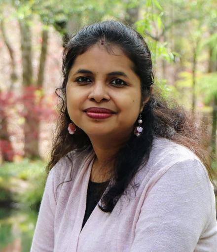 MSTCM Student Sonia Verma