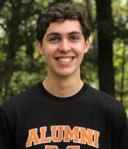 Computer Engineering Graduate Brady Simon
