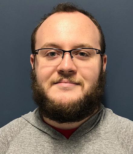 Technical Communication Student Evan Gambill