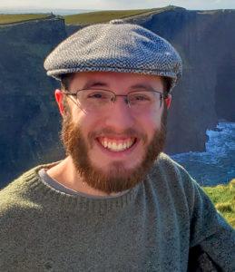Computer Engineering Student Timothy Hood